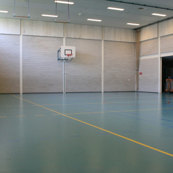 Gymzaal Palet